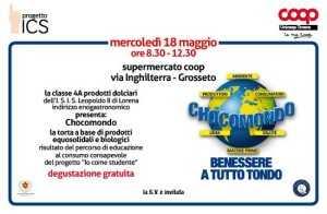 Progetto Cooperazione - Torta Chocomondo